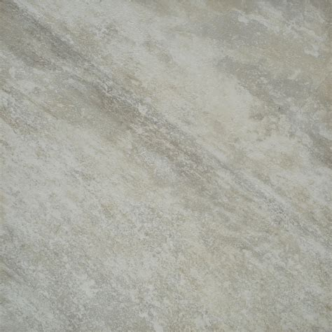 Shop STAINMASTER 1 Piece 18 in x 18 in Groutable White