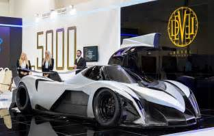 Made in Dubai: The 5000 bhp Devel Sixteen Supercar   Motoroids