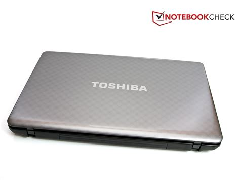 Kesing Casing Toshiba Nb520 review toshiba satellite l775 125 notebook notebookcheck net reviews