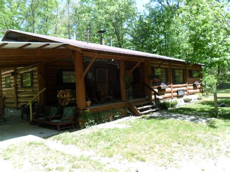 Custom Made Cabins by Wellston Cabin Rental Built Cabin Adjacent To