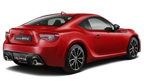 subaru malaysia subaru brz facelift launched in malaysia 6 speed manual