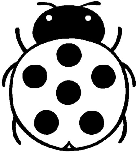Coloring Pages Of Ladybug | ladybug coloring pages coloring town