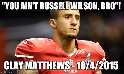 Russell Meme - no russell wilson imgflip