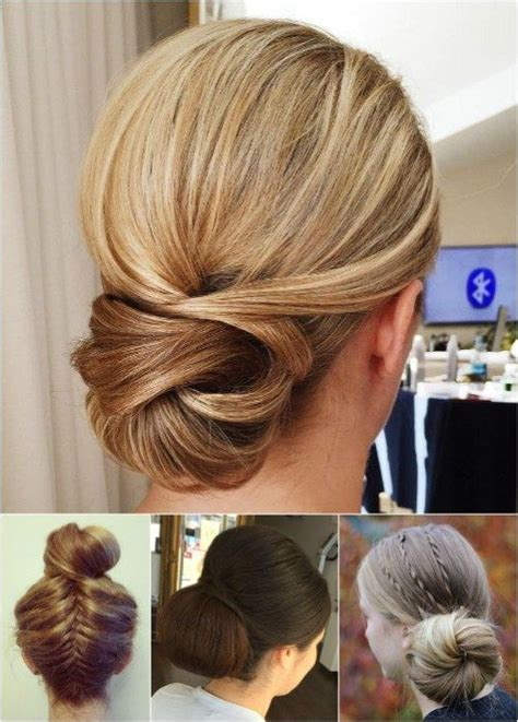 Wedding Hair Buns On Side by Best 20 Low Side Buns Ideas On Braided Side