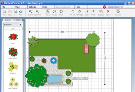 Vegetable Garden Planner Software Free Vegetable Garden Design Free Izvipi
