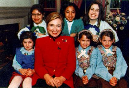 girls scouts of the usa girls scouts of northeast texas world hillary rodham clinton biography