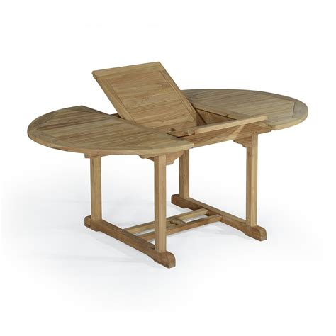 extensible table awesome table de jardin ronde extensible photos awesome