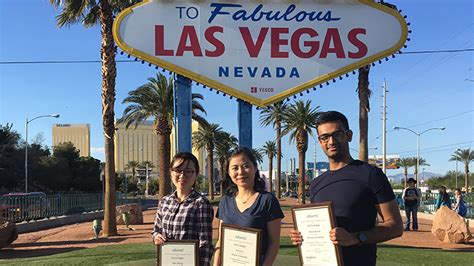 Of Las Vegas Mba Ranking by Analytics Students Place At International Competition