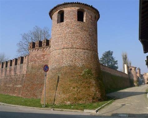 tutte le fortificazioni della provincia di pavia in