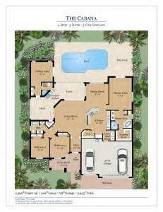 Florida House Plans With Pool by Florida Home Plans With Pools Trend Home Design And Decor