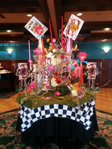 party themes of 2015 alice in wonderland prom decorations party themes
