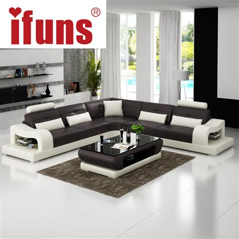 luxury leather sofa sets popular leather corner chaise buy cheap leather corner