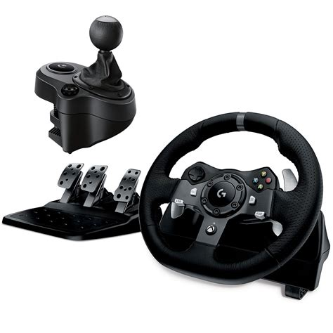 volante racing logitech g920 driving racing wheel volant pc