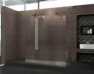 freistehende dusche glas duschabtrennung spritzschutz f 252 r dusche und badewanne