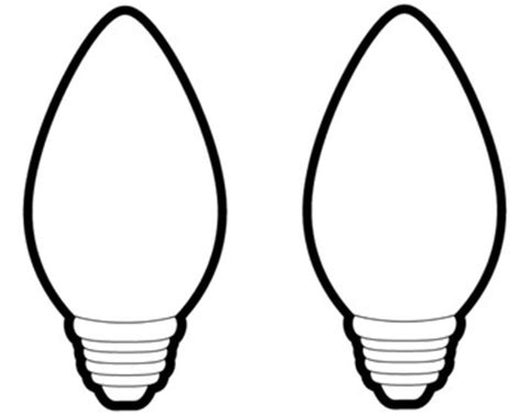 Light Outline Printable by Light Bulb Printable Clipart Panda Free Clipart Images