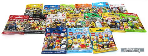 Lego Minifig The Simpsons 71005 8 Mrclown lego minifigures series 13 simpsons www pixshark