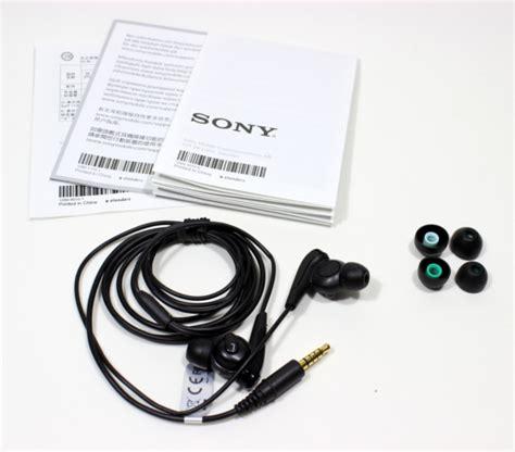Headset Sony Mdr Nc31em headset test af sony mdr nc31em noise cancelling earplugs