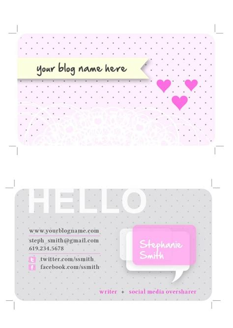 source cards template business card templates psd source file free
