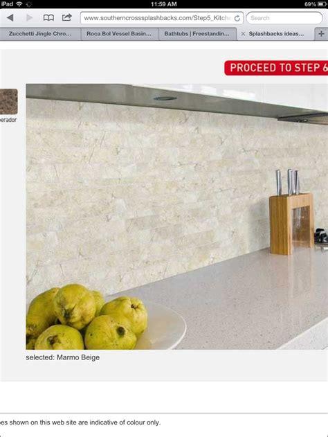 Kitchen Splashback Tiles Ideas Southern Cross Stone Splashback Tiles Home Renovation