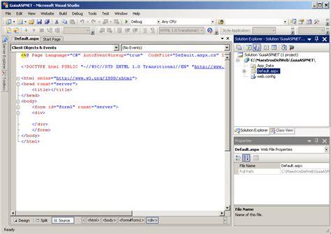 tutorial web config asp net tutorial asp net