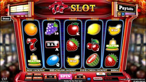 Win Money Slot Machines - how to win on slot machines