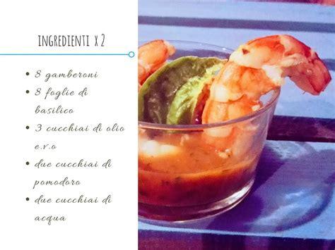come cucinare code di gambero code di gambero con pomodoro all olio di basilico