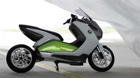 Elektro Motorrad by Bmw Motorrad Concept E Designkonzept Eines Elektro
