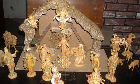 fontanini nativity set collectors weekly