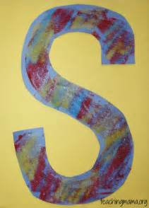 Kids Simple Crafts - 5 fun activities for the letter s teaching mama