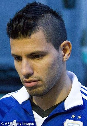 aguero best soccer player haircuts salford boy banned from school over extreme haircut