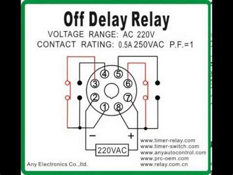 delay timer wiring diagram 30 wiring diagram images