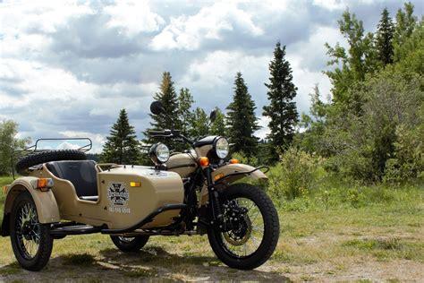 "Ural Gear Up ""Sahara"" Motorcycle & Sidecar Review"