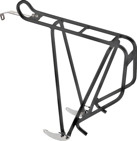 axiom streamliner road dlx rear pannier rack axiom streamliner road dlx rear rack modern bike