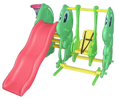 toddler slide and swing dino slide and swing set for 399 00 specials online