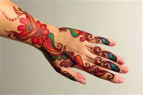 12 beautiful fancy mehndi designs for wedding with diy video