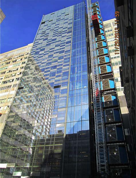 tisch kimmel hospital tisch hospital elevator tower architizer