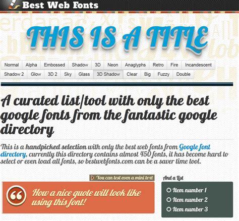 web fonts best best web fonts webagentur f 252 r web design