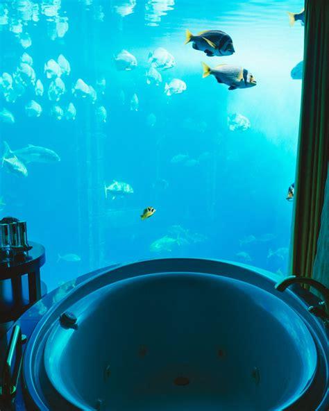 Suite Neptune Underwater Atlantis The Palm Dubai Hotel Resort Drenka