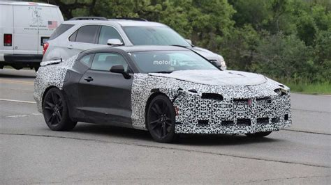 2019 Chevrolet Lineup by Entire 2019 Camaro Lineup Spied Including New Zl1 51 Photos
