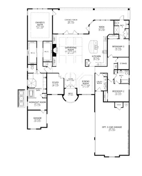 floor plan live live oak estatesnew build homes
