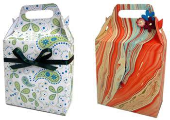 printable gift bag templates cute bags  handles