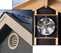 gable end solar attic fan 90 best images about foxworth garage on diy
