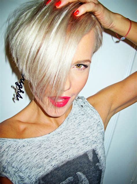 pics of lo lites in short white hair my new 2013 hairdo janatini