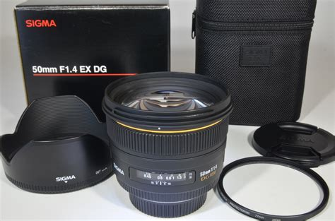 Sigma 50mm F1 4 Dg Hsm A For Nikon sigma 50mm f1 4 ex dg hsm for canon a0154 superb japan