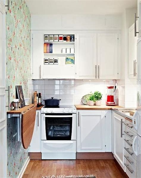 22 space saving kitchen storage ideas to get organized in small kitchens