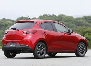 new 2015 mazda 2 ready for release machinespider