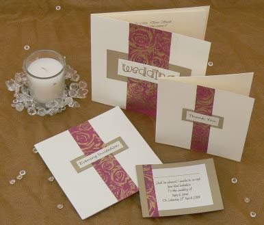 Wedding Invitations Handmade Ideas - cakes of distinction cobh co cork wedding invitations
