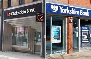 uk banks stock market float on cards for clydesdale and