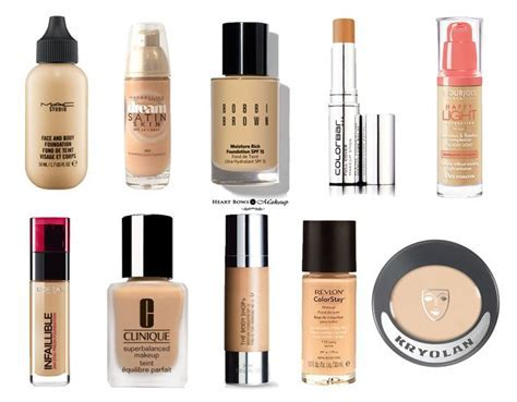 Best Foundation For Dry Skin In India: Our Top 10!   HBM