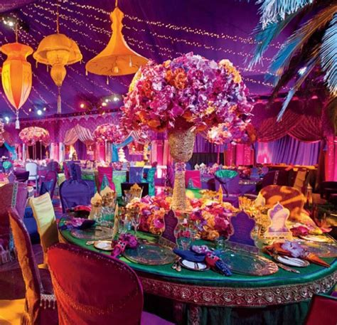 theme wedding reception decor moroccan wedding theme weddings romantique